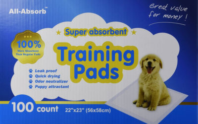 All-Absorb Training Pads by All-Absorb