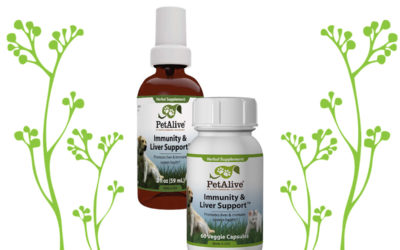 Dog Immunity and Liver Support™ from PetAlive