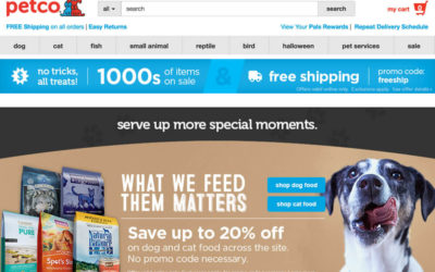 Review of Petco – Pet Supplies, Pet Food, and Pet Products