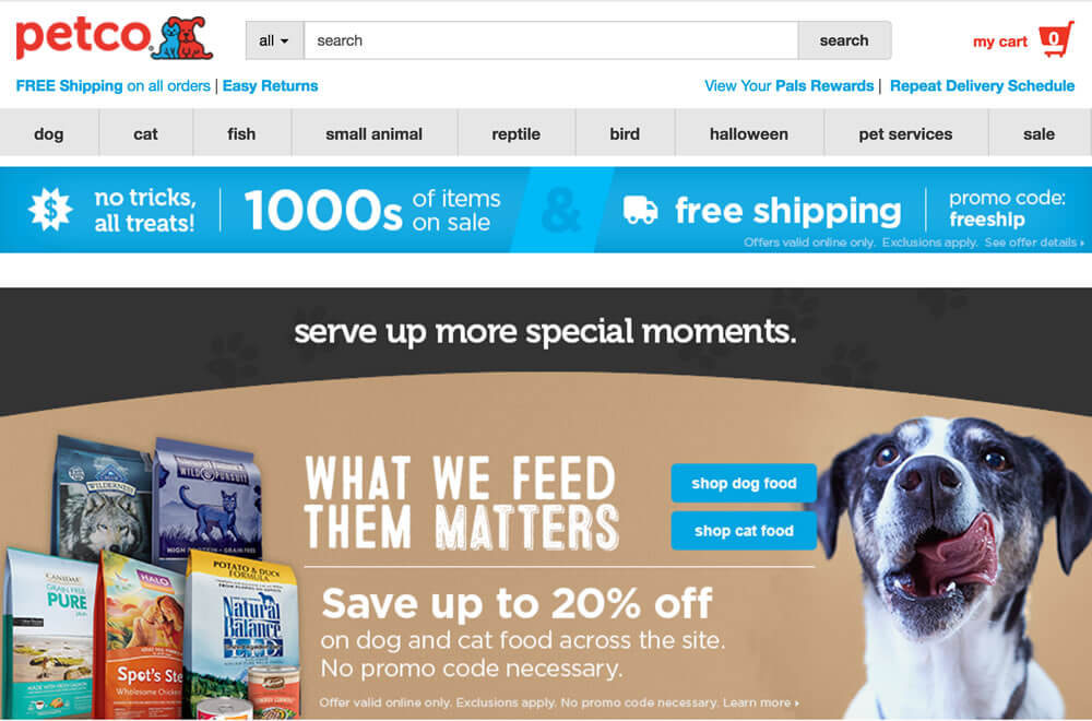 Petco Pet Supplies