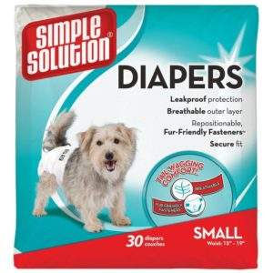 Simple Solutions Dog Diapers